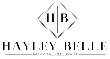 Hayley Belle Marriage Celebrant